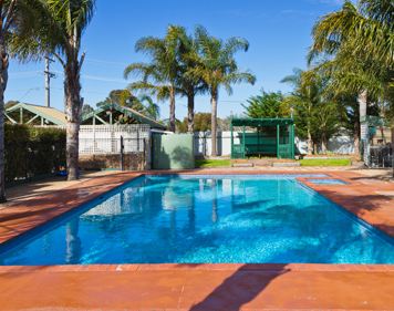 Swimming Pool at Frankston Holiday Park